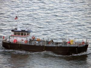 Photo of CHANDRA B ship