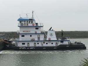 Photo of HARVEY SBISA ship