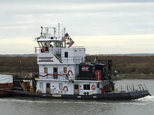 Photo of JOE B WARD ship