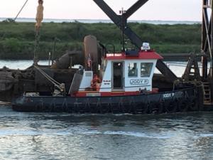 Photo of JODY P ship