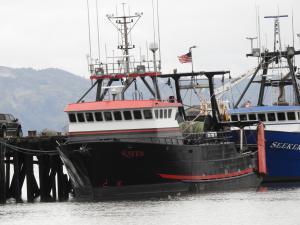 Photo of RAVEN ship