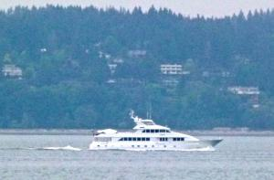 Photo of SERENITY ship