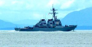 Photo of US NAVY WARSHIP 73-- ship