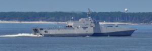 Photo of USS TULSA ship