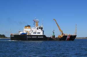 Photo of CG ABBIE BURGESS ship