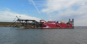 Photo of DREDGE TEXAS ship