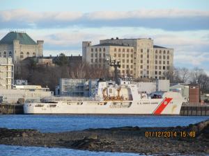 Photo of CG23202 ship