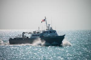 Photo of USN R/V RETRIEVER ship