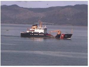 Photo of CG FIR ship