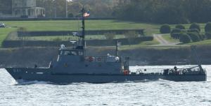 Photo of TWR-841 ship