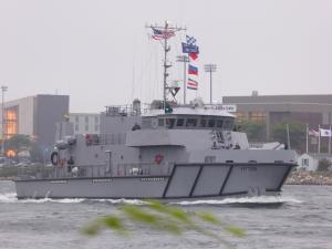 Photo of YP705 ship
