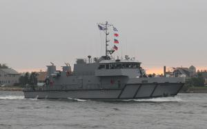 Photo of YP707 ship