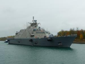 Photo of USS DETROIT ship