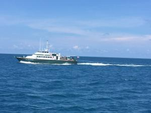 Photo of M/V FORT JEFFERSON ship