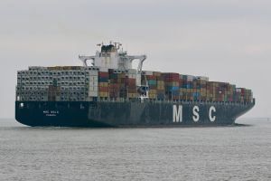 Photo of MSC SOLA ship