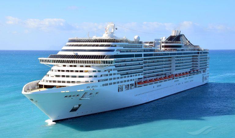 Msc Divina Passenger Cruise Ship Scheepsdetails En