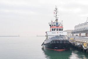 Photo of COUGAR ship