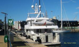 Photo of PERCHERON ship