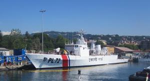 Photo of CGS TAJUDDIN ship
