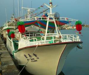 Photo of JIN JAAN FA ship