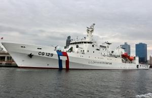 Photo of CG 129 ship