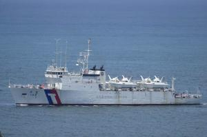 Photo of CG-102 ship