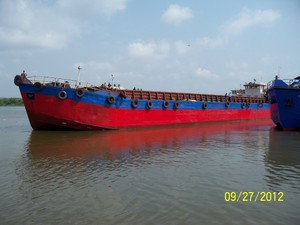Photo of M V SRIMANGUESH ship