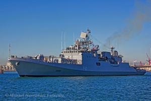 Photo of INDIAN WARSHIP F50 ship