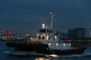 Photo of MUSASHI ship