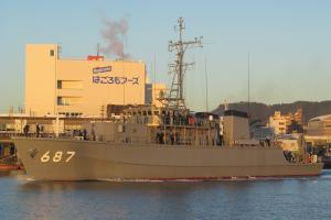 Photo of IZUSHIMA ship