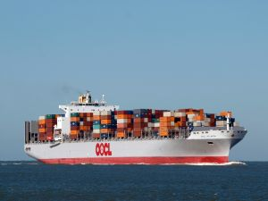 Photo of OOCL ATLANTA ship