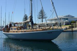 Photo of CATRIONA ship