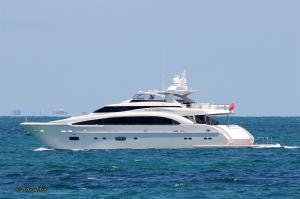 M/Y PARADISE (IMO N/A) Photo