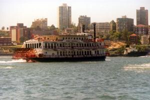 Photo of SYDNEY SHOWBOAT ship
