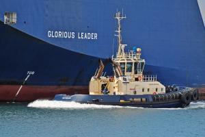 Photo of BARUNGA ship