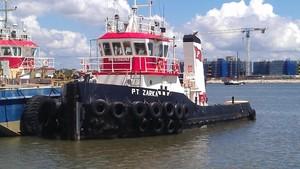 Photo of PT ZARKA ship