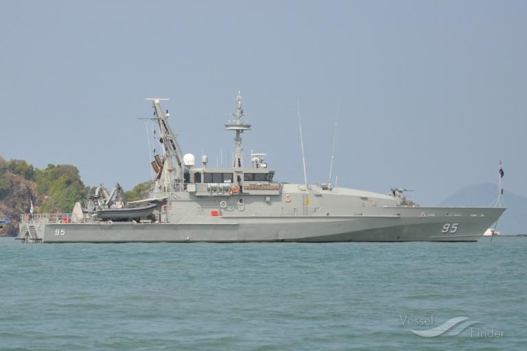 HMAS MARYBOROUGH photo