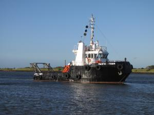 Photo of M.T. PACIFIC TIGER ship