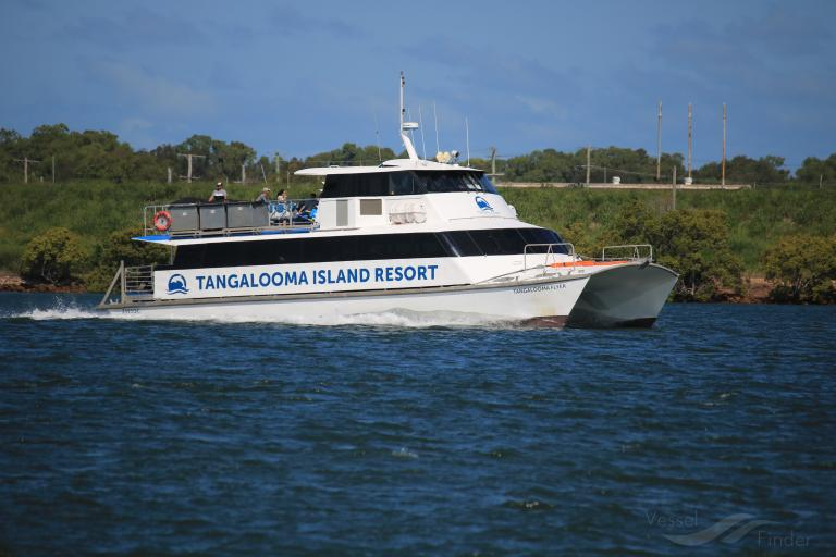 TANGALOOMA FLYER photo