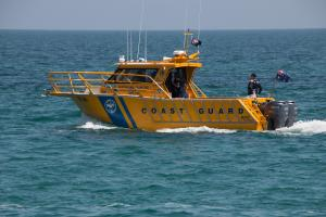Photo of CG08 ship