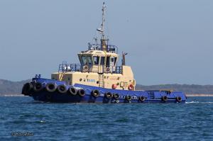Photo of QUENDA ship