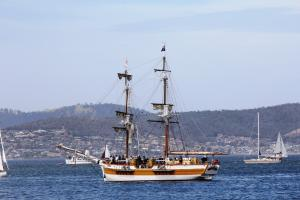 Photo of LADY NELSON ship
