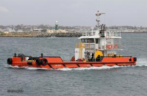 Photo of AMS BOSS ship