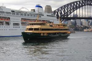Photo of QUEENSCLIFF ship