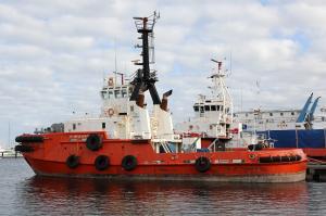 Photo of SVITZER EDWINA ship