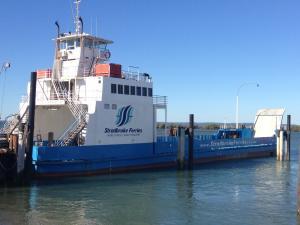 Photo of STRADBROKE VENTURE ship