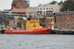 Photo of SHIRLEY SMITH ship