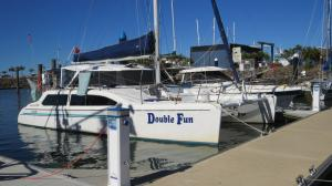 Photo of DOUBLE FUN ship