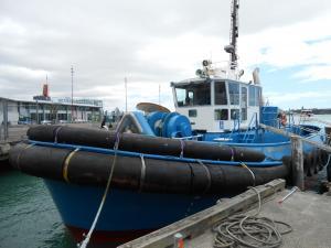 Photo of WAKA KUME ship