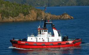 Photo of MAUNGATEA ship
